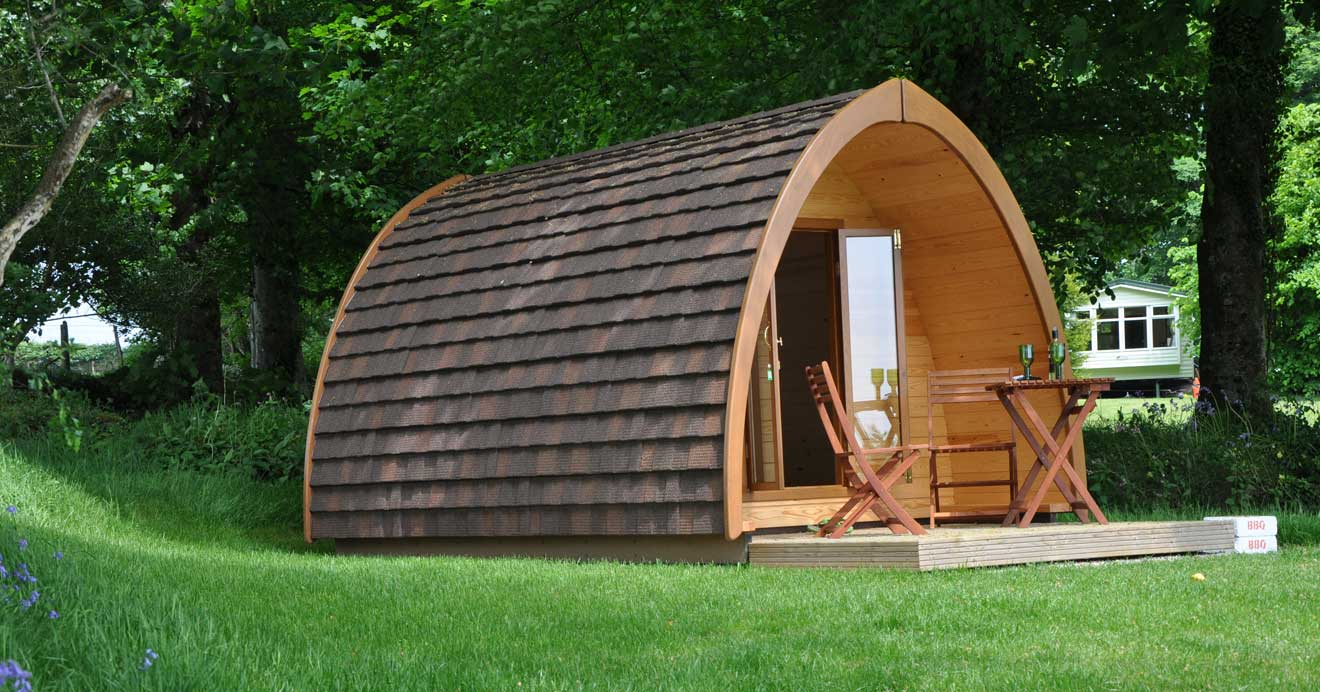 Photos Of Our Devon Cornwall Glamping Pods Woodovis Park