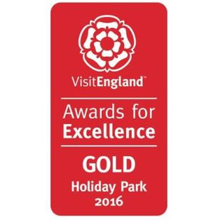 VisitEngland Awards Gold