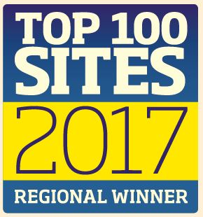 Top 100 Regional winner for Devon 2017