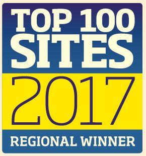 Top 100 Regional winner for Devon 2017