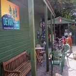 The base at Devon Cycle Hire