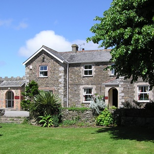 The Cross House Inn, Metherell