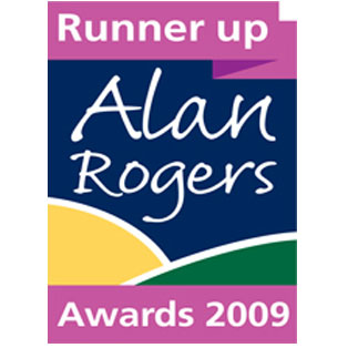 woodovis-park-camping-touring-devon-awards-alan-rogers-2009
