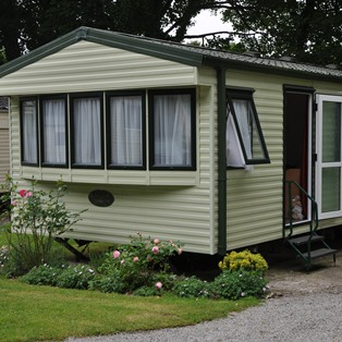 New Penmarth  Static Caravan Holiday Park Hire