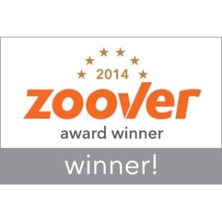 Zoover Award Winner 2014